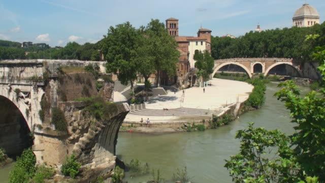 Rome Postcard Intro video