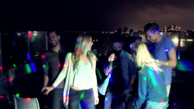 KARAOKE Roof Party Night video