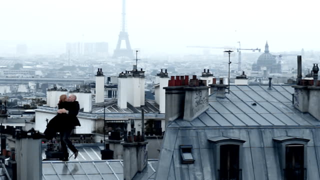 Roof Romance Paris video