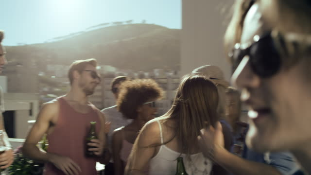 Rooftop Party video