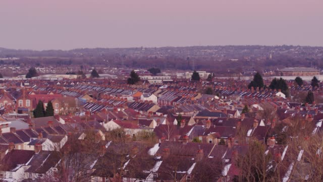 Rooftops of English Town video