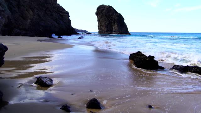 Roque del Moro - Fuerteventura geological landmark video