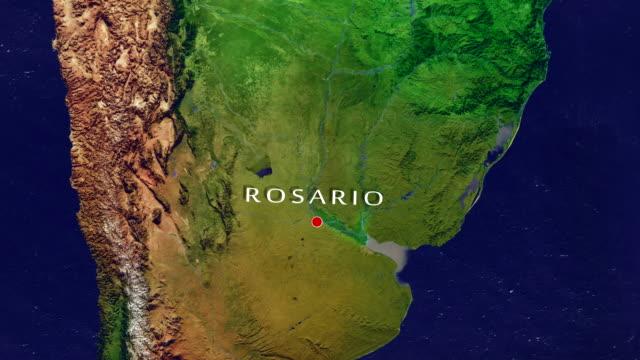 Rosario 4K  Zoom In video