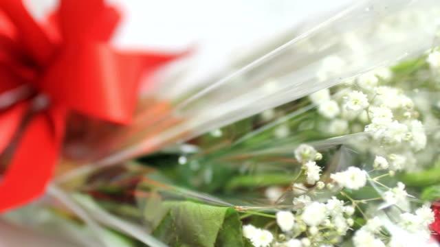 Roses, flowers.  Bouquet. video