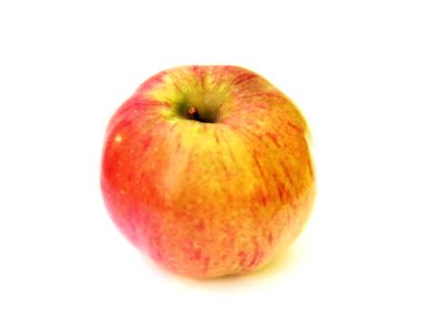 pal: rotating apple - 管卡規格 個影片檔及 b 捲影像