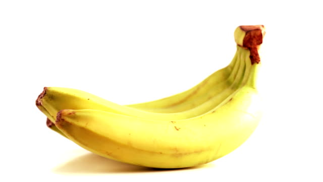 Rotating Banana Bunch video