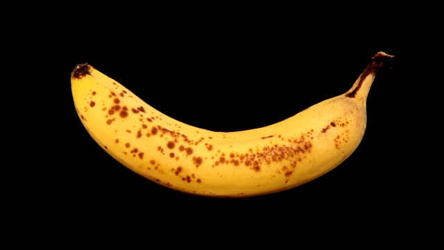 Rotating Banana video