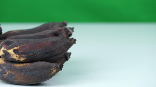 rotten バナナ - 腐敗点の映像素材/bロール