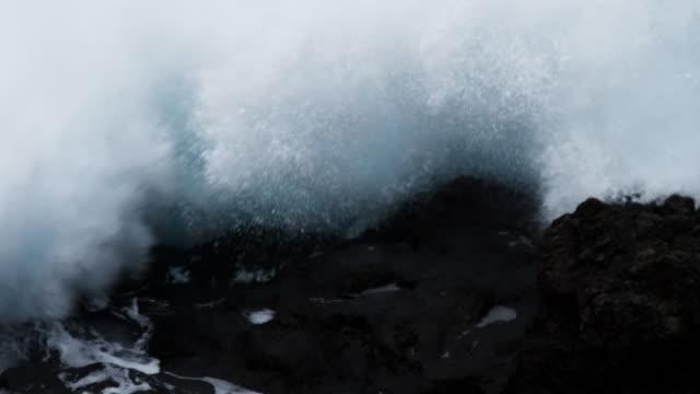rough coast - kayaç stok videoları ve detay görüntü çekimi