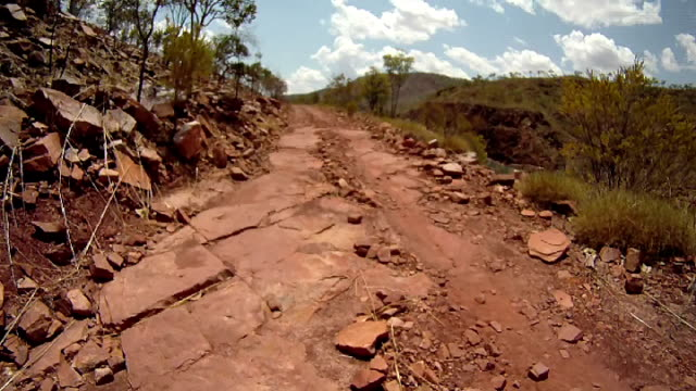 NTSC: Rough Rocky Off Road Driving video