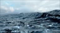 istock Rough Sea Loop 474550200
