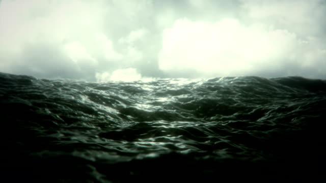 Rough seas (loopable)