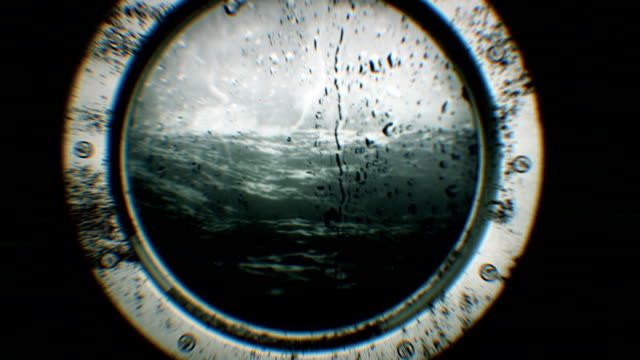 Rough seas (loopable) video