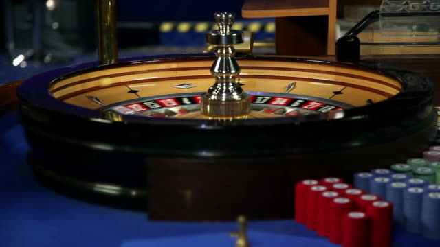 HD CLOSE UP: Roulette video