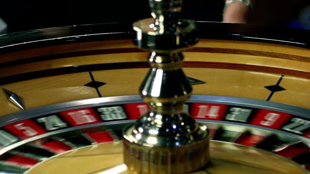 HD CLOSE UP: Roulette video