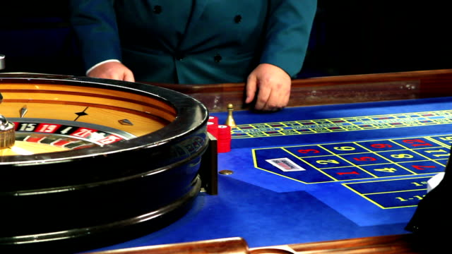 HD CLIP: Roulette video