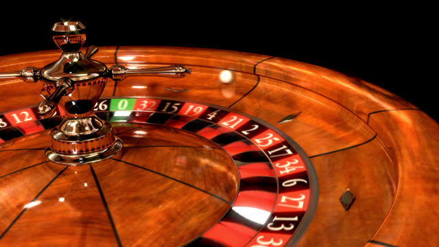 Roulette Wheel - LOOP video