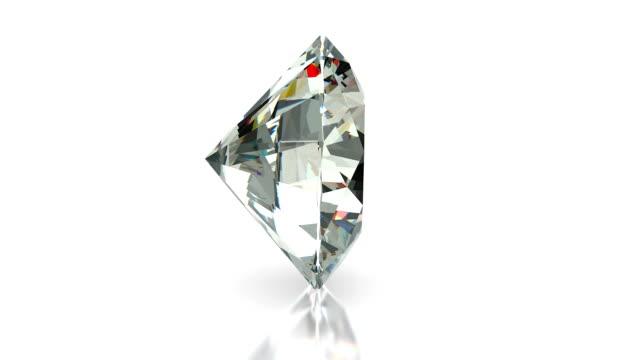 Round Cut Diamond video