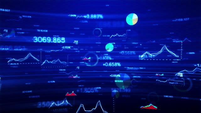 vídeos y material grabado en eventos de stock de economía de redondeo - colección
