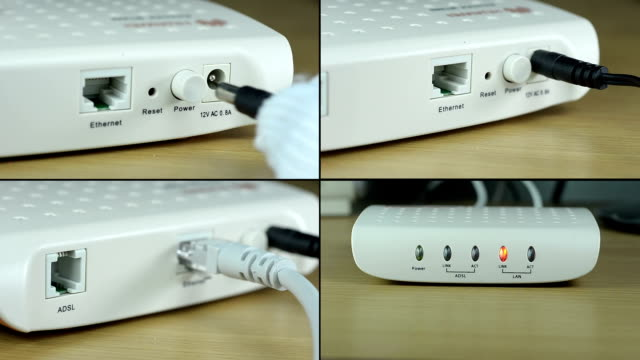 Router video