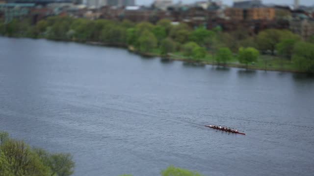Rowing team video