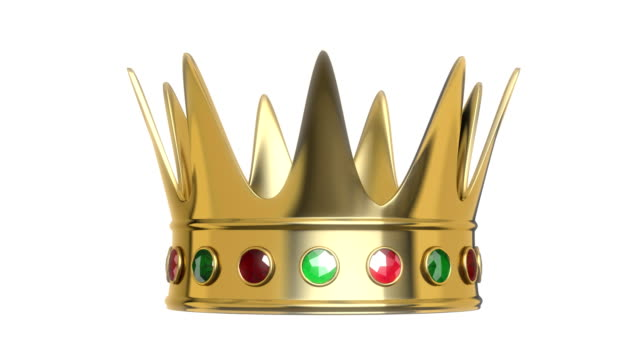 Royal crown video