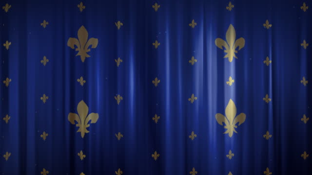 Royal curtains video