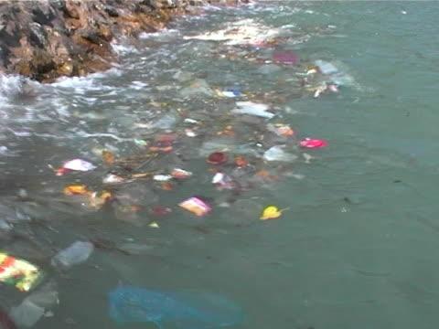 rubbish at sea video