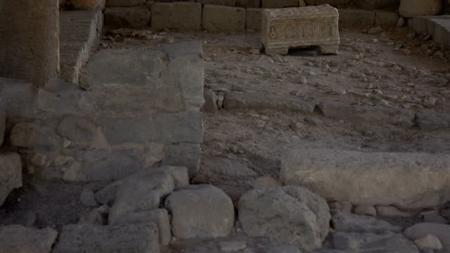 Rubble From Ancient Temple video