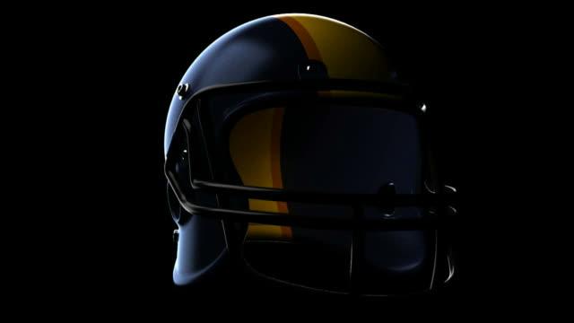 Rugby Helmet video