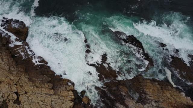 Rugged coastline - South Africa video
