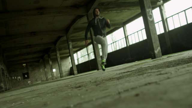 Runner video