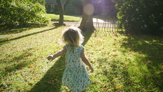 Running on the Backyard