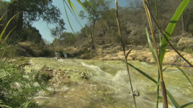 Running Water. video