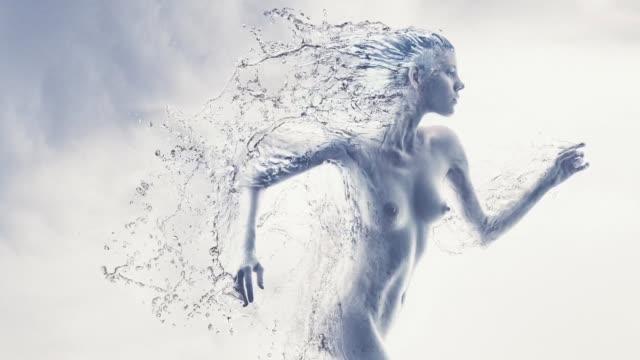 Running water women