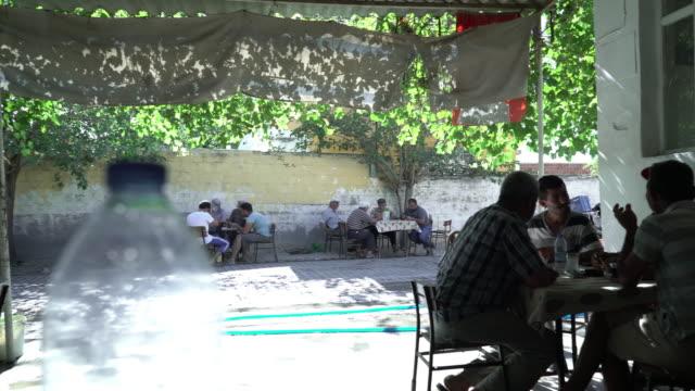 トルコの地中海農村シーン - プリエネ点の映像素材/bロール