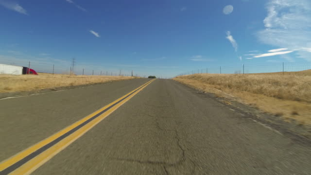 Rural Road Hyperlapse video
