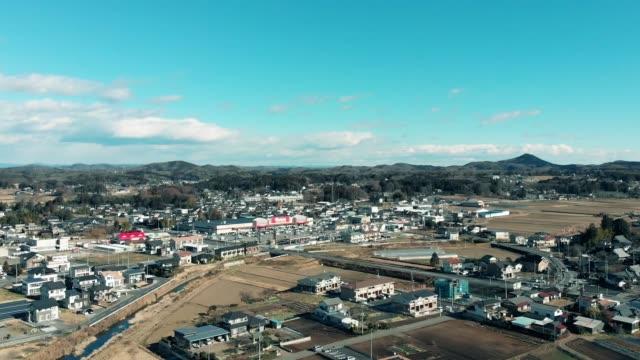 日本的鄉村風光 - 非都市風光 個影片檔及 b 捲影像