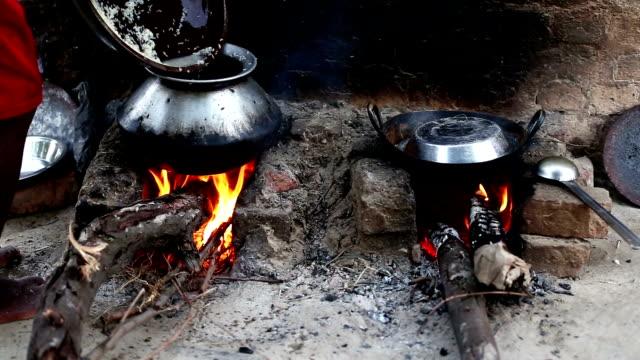 Rural Wood Burning Stove