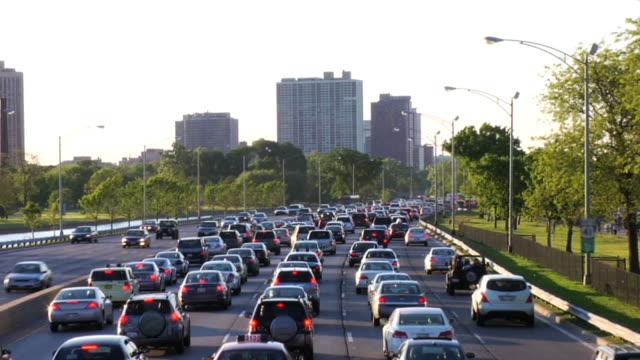 Rush Hour Traffic video