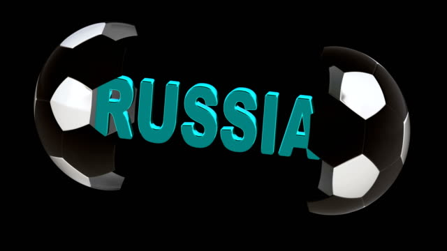 Russia. 4K Resolution. Looping.g. Russia. 4K Resolution. Looping. international match stock videos & royalty-free footage