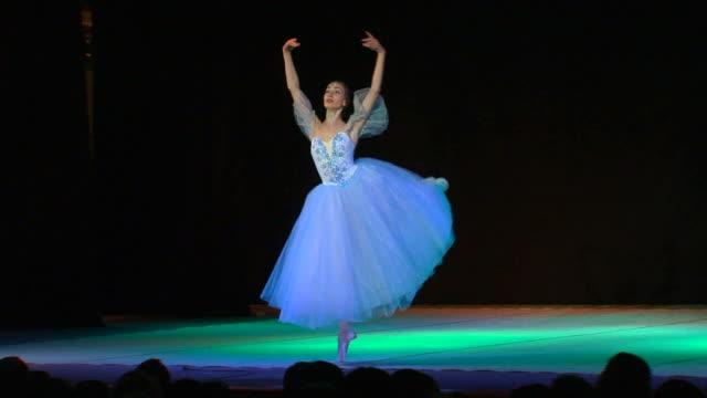vídeos de stock, filmes e b-roll de balé russo arts - arte, cultura e espetáculo