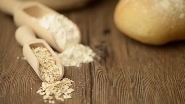 Rústico y Pan de trigo - vídeo