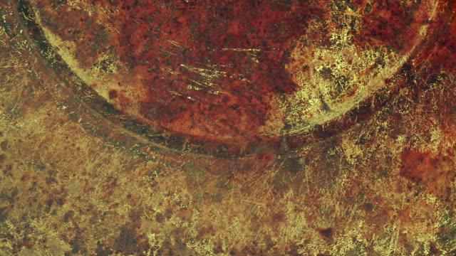 Rusty Barrels Of Water. video