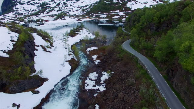 Ryfylke mountain road video