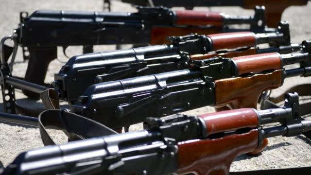 AK47's video