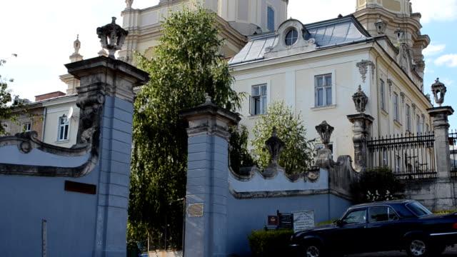 Sacred Yura. Lviv, Ukraine. video
