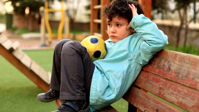 sad little boy video
