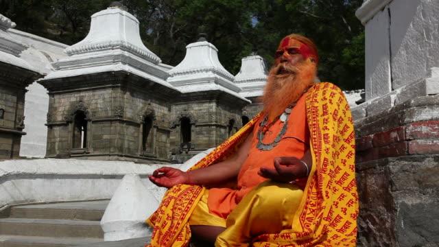 Sadhu Monk video