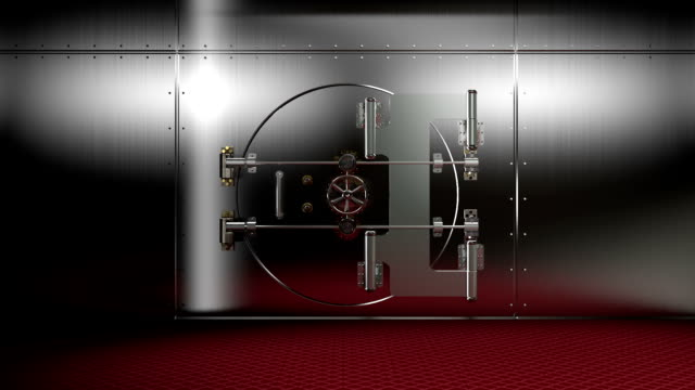 safe - safes and vaults stock videos & royalty-free footage